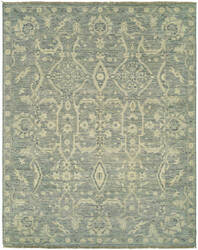 Hri Aria AR-2 Medium Blue Area Rug