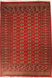 Hri Bokhara 2 Red Area Rug
