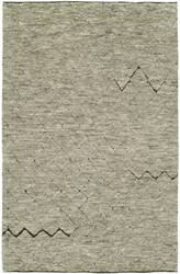 Hri Oasis OS-4 Grey - Brown Area Rug