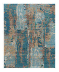 Jaipur Living Connextion By Jenny Jones - Global CG10 Caribbean Sea Outlet Area Rug