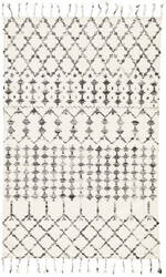 Jaipur Living Adair Riot Ada02 Ivory - Black Area Rug