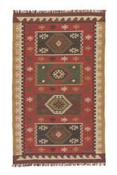 Jaipur Living Bedouin Amman Bd04 Zinfandel - Wood Thrush Area Rug