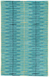 Jaipur Living Blue Dialed In Bl144 Bayou - Golden Green Area Rug