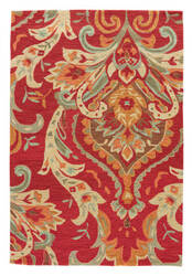 Jaipur Living Brio Brocade Br29 Baked Apple - Mellow Yellow Area Rug