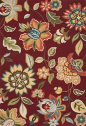 Jaipur Living Blossom Botanic Bsm06 Rosewood - Baltic Area Rug
