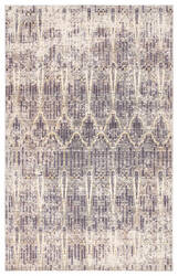 Jaipur Living Ceres Salacia Cer07 Orient Blue and White Swan Area Rug