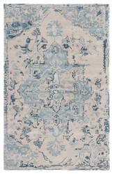 Jaipur Living Citrine Sasha Cit03 Beige - Dark Blue Area Rug