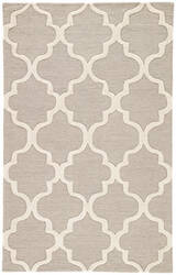 Jaipur Living City Miami Ct30 Vapor Blue - Bright White Area Rug