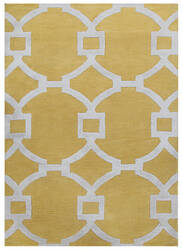 Jaipur Living City Regency Ct45 Bright Yellow Outlet Area Rug