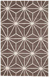 Jaipur Living City Arkley Ct80 Major Brown - Fog Area Rug
