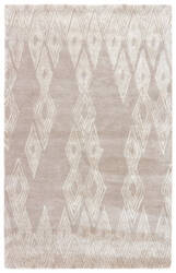 Jaipur Living Etho By Nikki Chu Mulberry Enk09 Pumice Stone - White Swan Area Rug