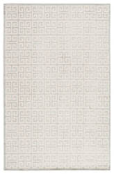Jaipur Living Fables Greek Fb111 Bright White Area Rug