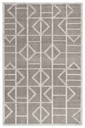 Jaipur Living Fables Cannon Fb154 Gray - White Area Rug