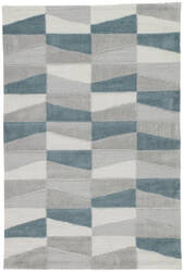 Jaipur Living Fusion Costello Fn48 Gray Violet and Drizzle Area Rug