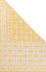 Jaipur Living Graphic By Petit Collage Framework Gbp03 Birch Area Rug