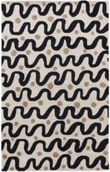 Jaipur Living Gramercy By Kate Spade New York Waves Gkn39 Platinum Area Rug