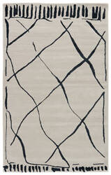 Jaipur Living Gramercy By Kate Spade New York Sketch Gkn46 Cream Area Rug