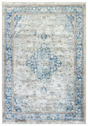 Jaipur Living Greyson Caren Gry07 Blue Ashes - Bungee Cord Area Rug