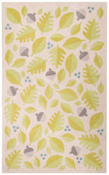 Jaipur Living Iconic By Petit Collage Foliage Ibp02 Birch Area Rug