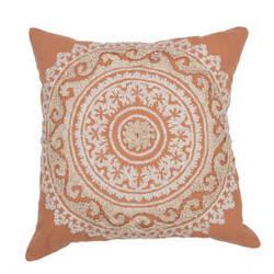 Jaipur Living Inspired By Jennifer Adams Pillow Jen07 Jai12 Adobe
