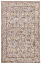 Jaipur Living Kilan Belmont Kil02 Cement and Chocolate Chip Area Rug