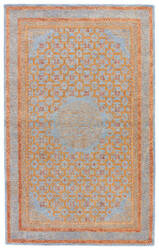 Jaipur Living Kilan Carrara Kil09 Citadel - Apple Cinnamon Area Rug