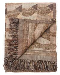 Jaipur Living Lovell Throw Lov-05 Lov07 Fossil - Dark Gull Gray Area Rug