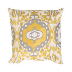 Jaipur Living En Casa By Luli Sanchez Pillow Encasa02 Lsc03 Honey