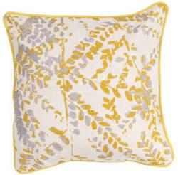 Jaipur Living En Casa By Luli Sanchez Pillow Encasa07 Lsc16 Marshmallow