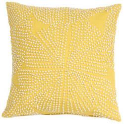 Jaipur Living En Casa By Luli Sanchez Pillow Encasa09 Lsc21 Honey