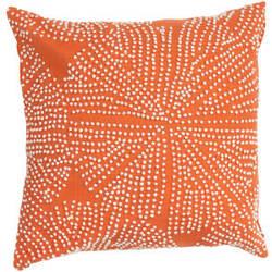 Jaipur Living En Casa By Luli Sanchez Pillow Encasa09 Lsc22 Mandarin Orange