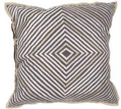 Jaipur Living En Casa By Luli Sanchez Pillow Encasa10 Lsc24 Steel Gray