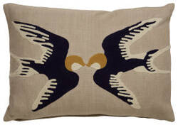 Jaipur Living En Casa By Luli Sanchez Pillow Encasa12 Lsc34 Oxford Tan