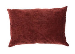 Jaipur Living Luxe Pillow Luxe Lux06 Russet Brown