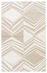 Jaipur Living Traditions Made Modern Tufted Graphix Mmt20 Pelican - Turtledove Area Rug