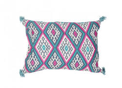 Jaipur Living Traditions Made Modern Pillow Max03 Mnp06 Orion Blue