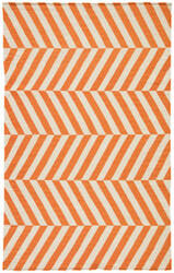 Jaipur Living Maroc MR29 Orange Ochre - Lily White Area Rug