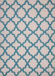 Jaipur Living Maroc Aster Mr55 Turtledove - Brittany Blue Area Rug
