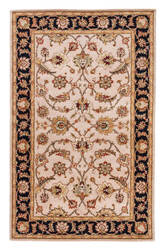 Jaipur Living Mythos Selene MY02 Safari - Jet Black Area Rug
