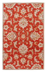 Jaipur Living Mythos Abers My12 Autumn Leaf - Dark Earth Area Rug
