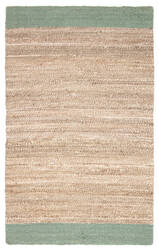 Jaipur Living Naturals Tobago Mallow Nat11 Blue Surf Area Rug