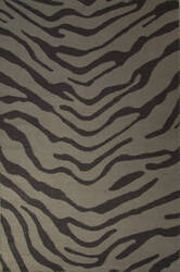 Jaipur Living National Geographic Home Collection Fw Tiger Ngf04 Feather Gray - Bungee Cord Area Rug