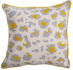 Jaipur Living National Geographic Home Collection Pillow Ng-10 Ngp22 Whitecap Gray