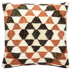 Jaipur Living National Geographic Home Collection Pillow Ng-31 Ngp44 Birch