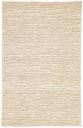 Jaipur Living Naturals Seaside Tango Nss04 White Asparagus - Silver Birch Area Rug
