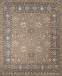 Jaipur Living Orient Ogden Ore08 Cloud Cream - Slate Gray Area Rug