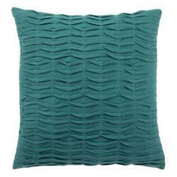 Jaipur Living Petal Pillow Pt02 Pet08 Green-Blue Slate