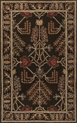 Jaipur Living Poeme Chambery Pm138 Turkish Coffee Area Rug