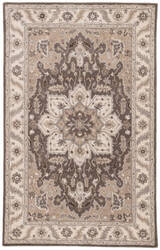 Jaipur Living Poeme Orleans Pm142 Dark Gull Gray Area Rug