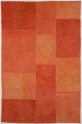 Jaipur Living Provenance Sumak Pk03 Fiery Red Area Rug